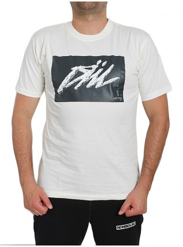 Diil Gang T-shirt Stop Drugz Coconut Milk