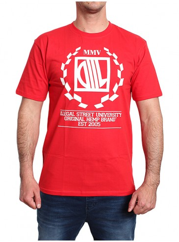 Diil Gang T-shirt Laur DTS958 Red