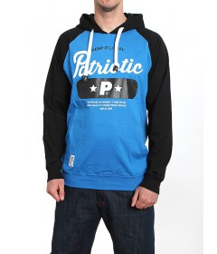 Patriotic Longsleeve Base Blue/Black