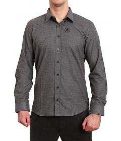 Diil Gang Shirt Flanel Grey
