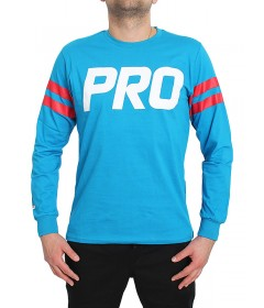 Prosto Longsleeve Klasyk Striped Blue